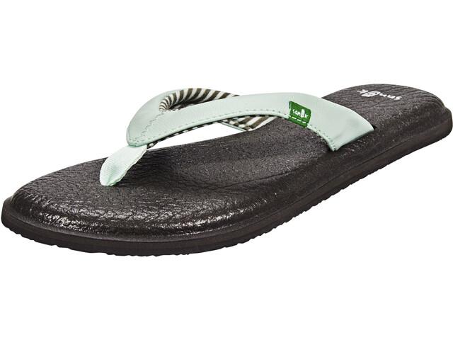 Sanük Yoga Chakra Sandals Damen misty mint